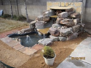water feature 300x225 Custom Water Features