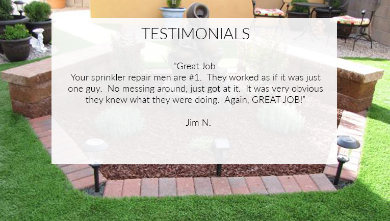 TestimonialJim Landscaping Services to Increase the Value of Your Property
